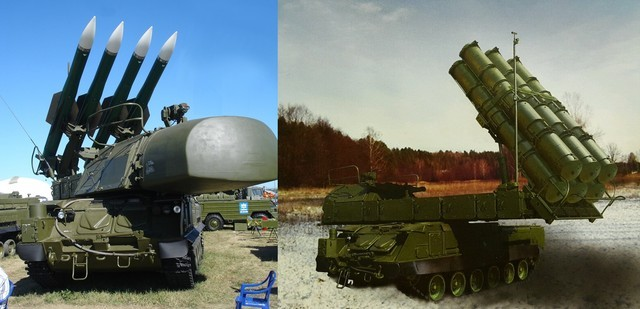 Hệ thống tên lửa Buk-M3: 'Sát thủ' của máy bay tàng hình - anh 2