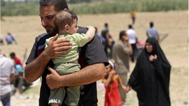 Tấn công Iraq như vũ bão, khủng bố IS giết chết 500 người, kiểm soát Ramadi - anh 2
