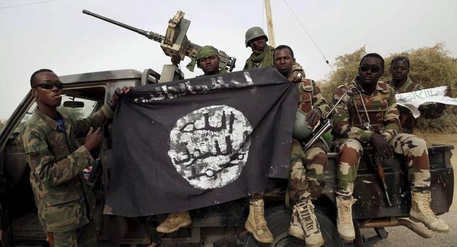 Quân đội Nigeria triệt phá 10 hang ổ của khủng bố Boko Haram - anh 1