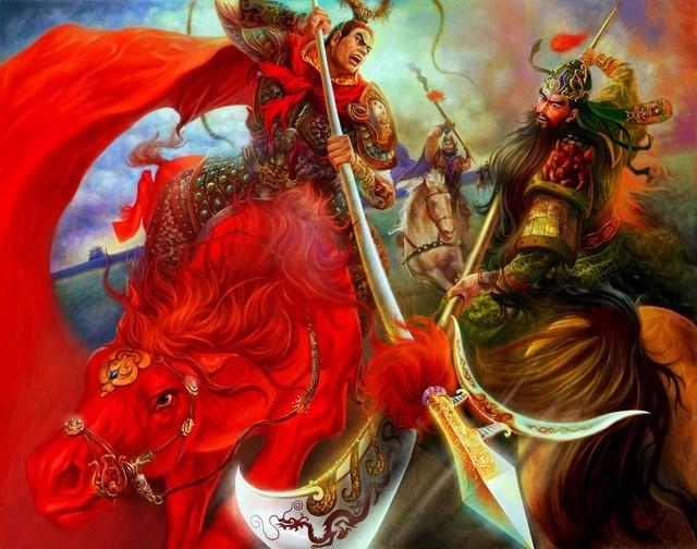 'Chiến Thần' Lữ Bố - Vị tướng dũng mãnh bậc nhất thời Tam Quốc - anh 2