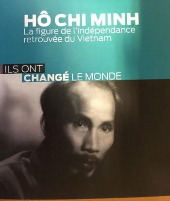 Chủ tịch Hồ Chí Minh: Vị lãnh tụ đầy tình nghĩa trong mắt người Pháp - anh 2