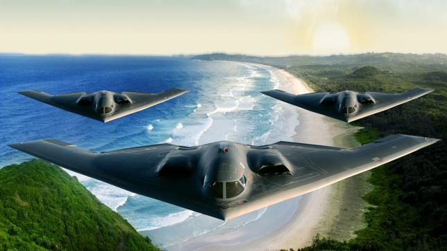 Chiến đấu cơ tàng hình Mỹ: Những 'bóng ma' đáng sợ trên bầu trời - anh 6