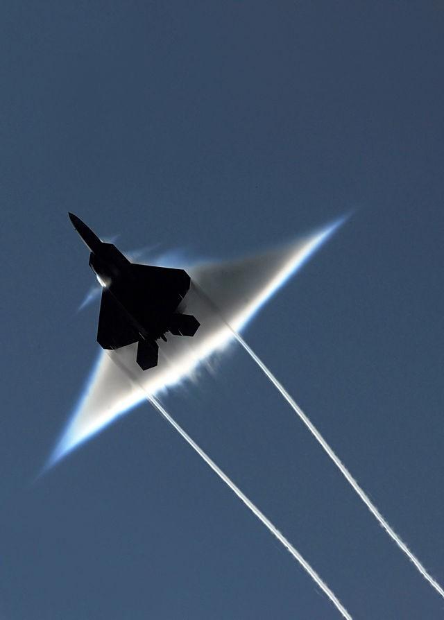 Chiến đấu cơ tàng hình Mỹ: Những 'bóng ma' đáng sợ trên bầu trời - anh 7