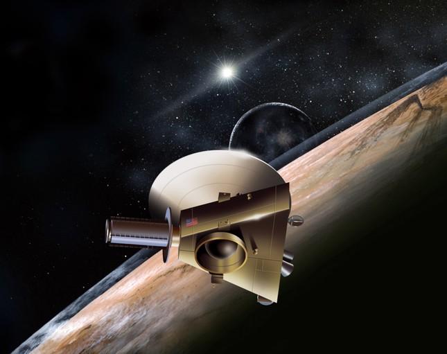 NASA: Tàu vũ trụ New Horizons sẽ đến mặt trăng Charon trong 2 tháng nữa - anh 5