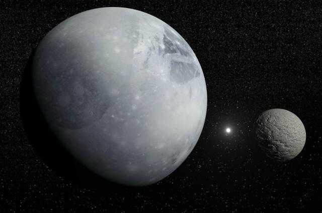 NASA: Tàu vũ trụ New Horizons sẽ đến mặt trăng Charon trong 2 tháng nữa - anh 1