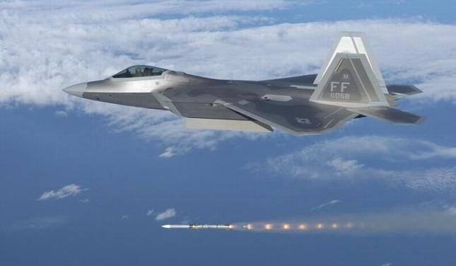 Chiến đấu cơ tàng hình Mỹ: Những 'bóng ma' đáng sợ trên bầu trời - anh 9