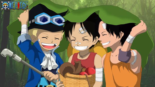 [One Piece] Những hình ảnh đẹp nhất của Portgas D. Ace - anh 2