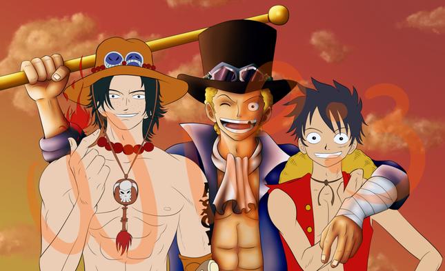 [One Piece] Những hình ảnh đẹp nhất của Portgas D. Ace - anh 6