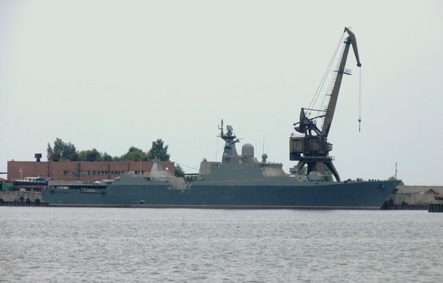 Nga chuẩn bị chuyển 2 chiến hạm 'khủng' cho Hải quân Việt Nam - anh 1