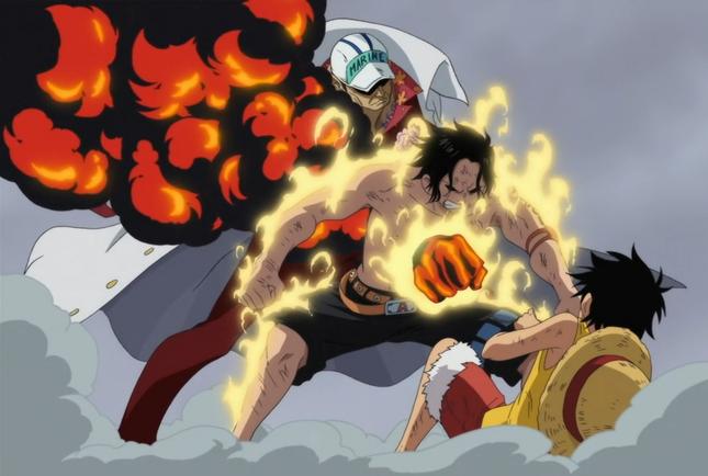 [One Piece] Những hình ảnh đẹp nhất của Portgas D. Ace - anh 4