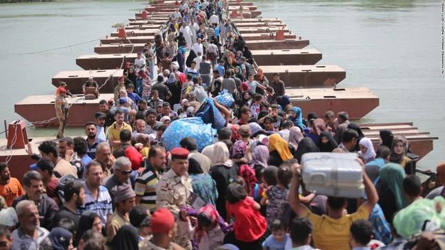 Chiếm xong Ramadi, khủng bố IS nhăm nhe chiếm thủ đô Baghdad - anh 1