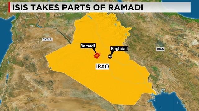 Chiếm xong Ramadi, khủng bố IS nhăm nhe chiếm thủ đô Baghdad - anh 2