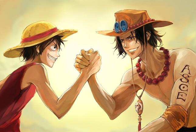 [One Piece] Những hình ảnh đẹp nhất của Portgas D. Ace - anh 7