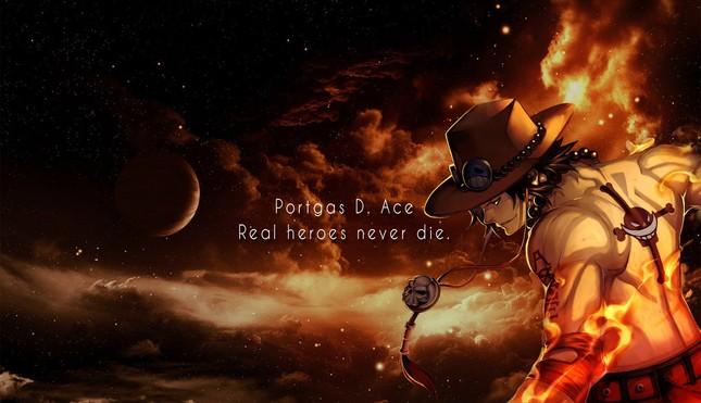 [One Piece] Những hình ảnh đẹp nhất của Portgas D. Ace - anh 8