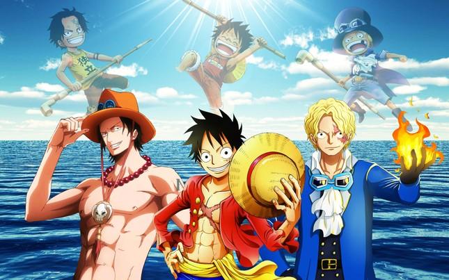 [One Piece] Những hình ảnh đẹp nhất của Portgas D. Ace - anh 5