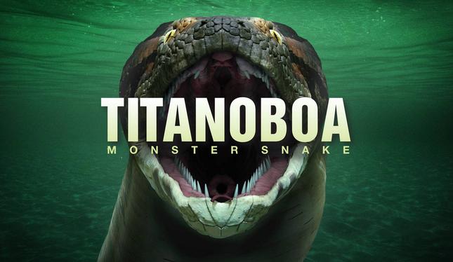Sự thật về Titanoboa - Quái vật rắn khổng lồ nhất lịch sử Trái đất - anh 1
