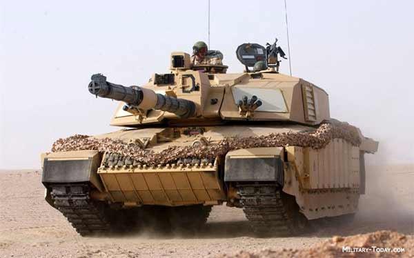 10 cỗ xe tăng có sức tàn phá khủng khiếp nhất thế giới - anh 4