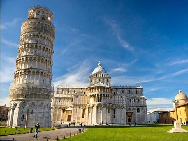 Những khám phá thú vị về độ nghiêng của Tháp Pisa - anh 2