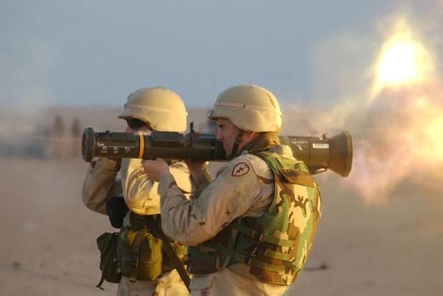Mỹ chuyển 1.000 vũ khí chống tăng đến Iraq để tiêu diệt IS - anh 1