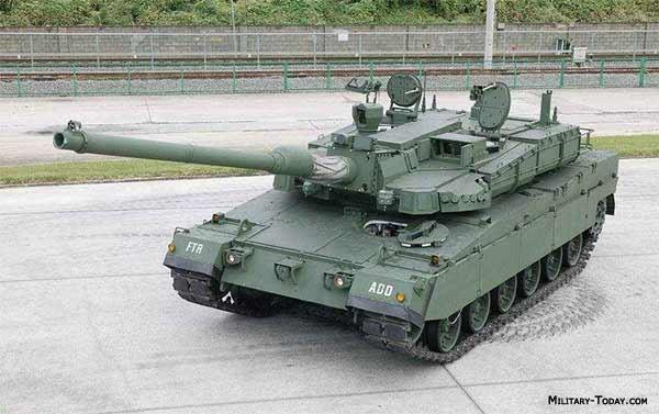 10 cỗ xe tăng có sức tàn phá khủng khiếp nhất thế giới - anh 2