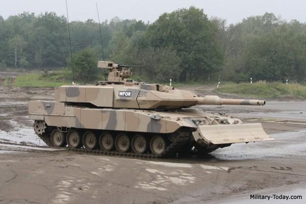 10 cỗ xe tăng có sức tàn phá khủng khiếp nhất thế giới - anh 1