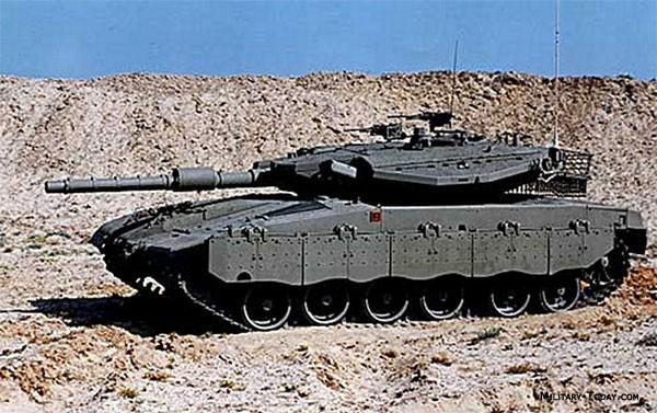 10 cỗ xe tăng có sức tàn phá khủng khiếp nhất thế giới - anh 5