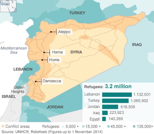 Cuộc chiến chống khủng bố IS: Thành công và thất bại - anh 2