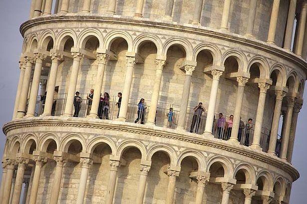 Những khám phá thú vị về độ nghiêng của Tháp Pisa - anh 3