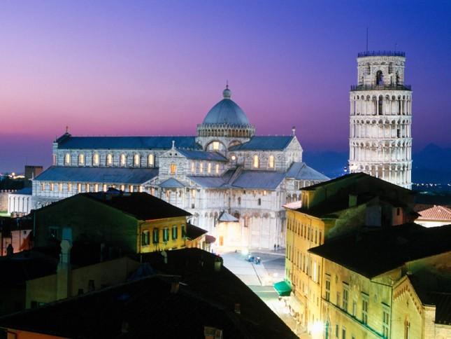 Những khám phá thú vị về độ nghiêng của Tháp Pisa - anh 4