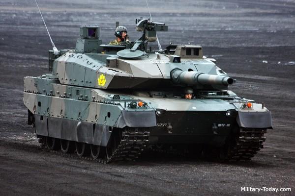 10 cỗ xe tăng có sức tàn phá khủng khiếp nhất thế giới - anh 6