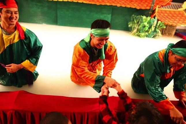 Tự hào nghệ sĩ múa rối nước trổ tài trên đất Mỹ - anh 11