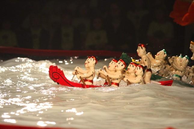 Tự hào nghệ sĩ múa rối nước trổ tài trên đất Mỹ - anh 8