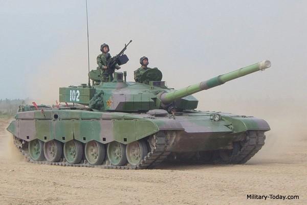 10 cỗ xe tăng có sức tàn phá khủng khiếp nhất thế giới - anh 10