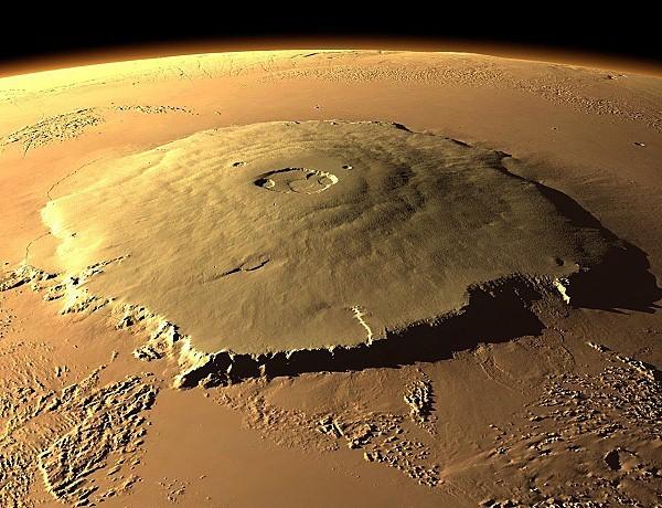 Khám phá Olympus Mons - Đỉnh núi cao nhất Hệ Mặt trời - anh 1