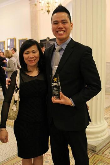 Hành trình chinh phục học bổng đầy nước mắt của chàng trai Việt trên đất Mỹ - anh 1