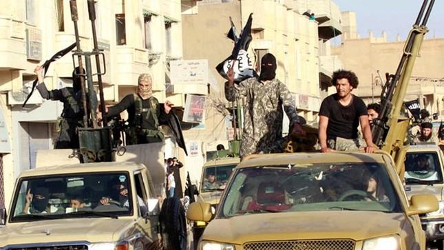 Mỹ: Cuộc chiến chống IS là một thách thức lớn - anh 1