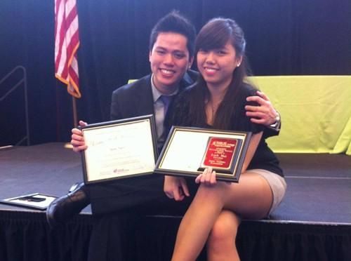 Hành trình chinh phục học bổng đầy nước mắt của chàng trai Việt trên đất Mỹ - anh 2