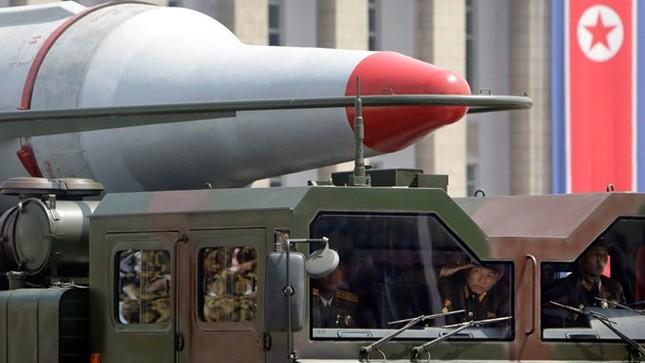 Triều Tiên: Vũ khí hạt nhân là 'sự sống còn' của Bình Nhưỡng - anh 1