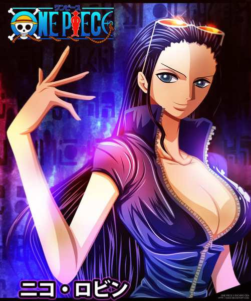 [One Piece] Những hình ảnh đẹp nhất của Nico Robin - anh 1
