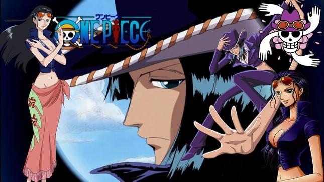[One Piece] Những hình ảnh đẹp nhất của Nico Robin - anh 7