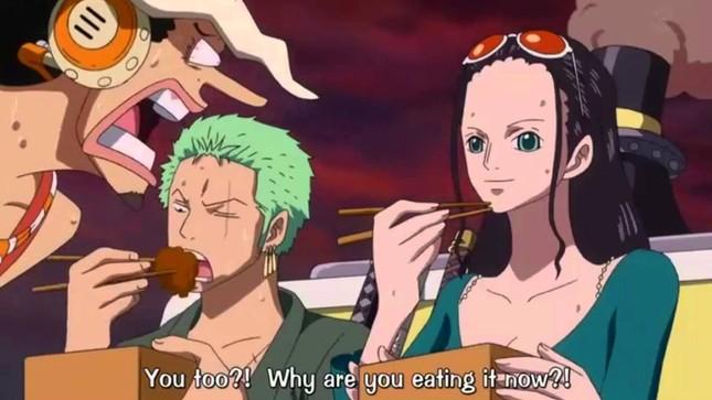 [One Piece] Những hình ảnh đẹp nhất của Nico Robin - anh 8