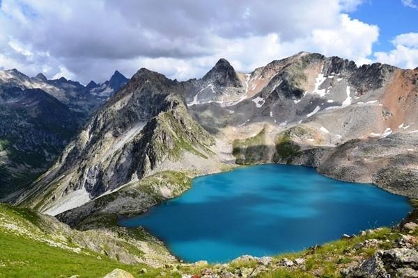 Karachay - Hồ 'tử thần' nguy hiểm nhất thế giới - anh 1