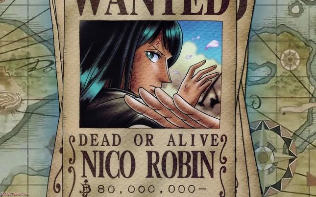[One Piece] Những hình ảnh đẹp nhất của Nico Robin - anh 9