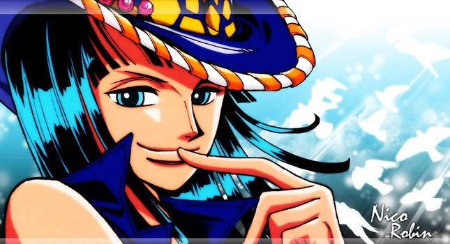 [One Piece] Những hình ảnh đẹp nhất của Nico Robin - anh 5