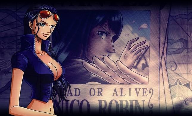 [One Piece] Những hình ảnh đẹp nhất của Nico Robin - anh 6