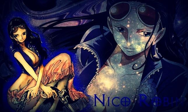 [One Piece] Những hình ảnh đẹp nhất của Nico Robin - anh 12