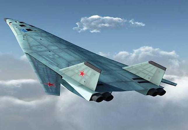 Chiêm ngưỡng sức mạnh Sukhoi T-50: 'Quái vật tàng hình' của Nga - anh 4