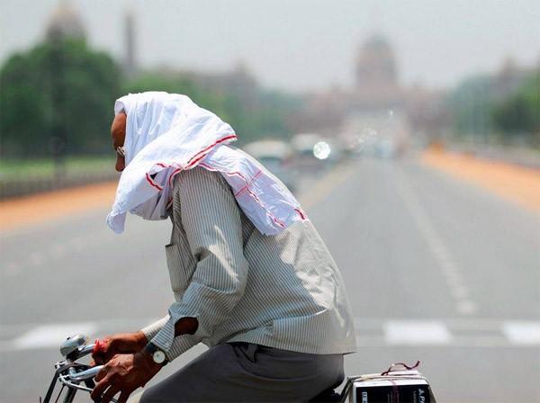 1.118 người chết vì nắng nóng 50 độ C tại Ấn Độ - anh 1