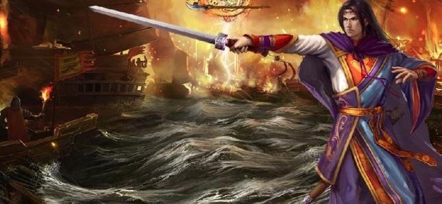 Chu Du - Vị danh tướng đánh bại Tào Tháo trong trận Xích Bích - anh 3
