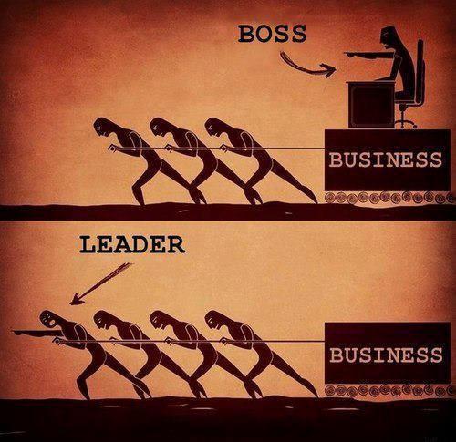 Những triết lý về sự lãnh đạo người thông minh thường áp dụng - anh 1